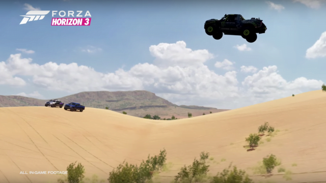 E3 2016: Race Night Relocates to Australia in Forza Horizon 3