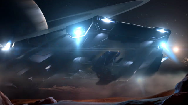 Elite Dangerous: Horizons Will Let You Land on Planets