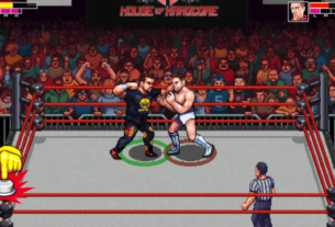 Quick Look: RetroMania Wrestling