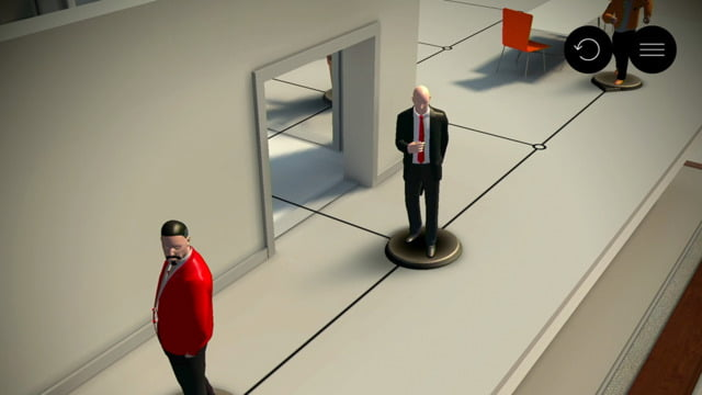 Quick Look: Hitman Go