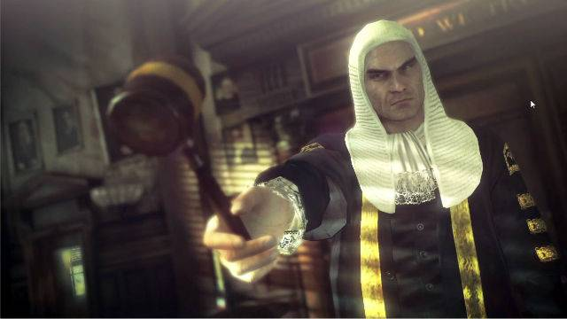 Here's the Part in Hitman: Absolution Where You Get to Play Dress-Up