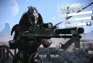 Outfit Your Soldier in Mass Effect 3's Multiplayer