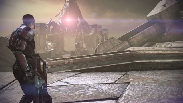Decide the Fate of Tuchanka in Mass Effect 3