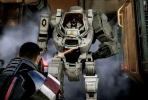 Watch Shepard Command Teammates in this Mass Effect 3 Trailer