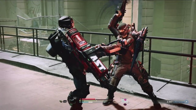 Quick Look: The Surge 2