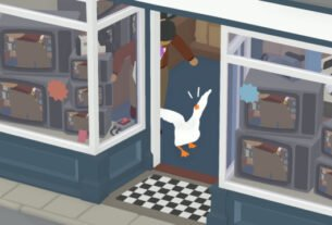 Quick Look: Untitled Goose Game