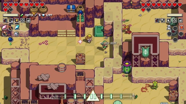 Quick Look: Cadence of Hyrule