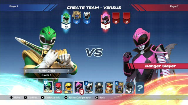 Quick Look: Power Rangers: Battle for the Grid
