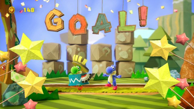 Quick Look: Yoshi's Crafted World