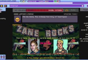Quick Look: Hypnospace Outlaw