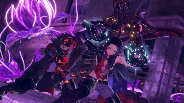 Quick Look: God Eater 3