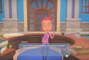 Quick Look: My Time At Portia