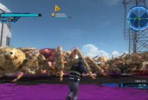 Quick Look: Earth Defense Force 5