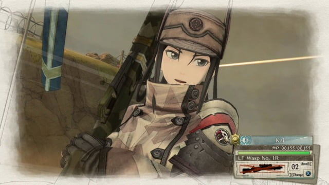 Quick Look: Valkyria Chronicles 4
