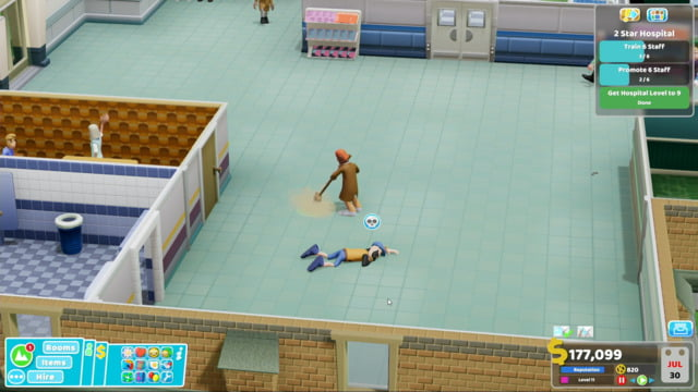 Quick Look: Two Point Hospital