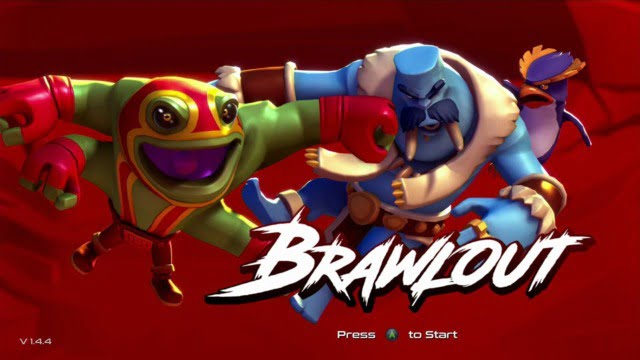 Quick Look: Brawlout