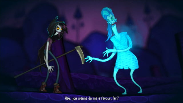 Quick Look: Flipping Death
