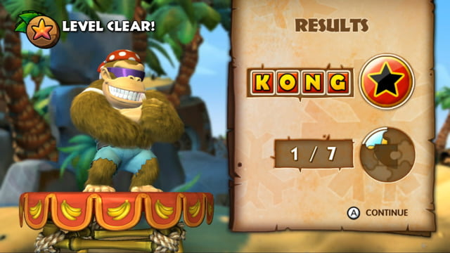 Quick Look: Donkey Kong Country: Tropical Freeze [Switch]