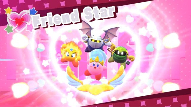 Quick Look: Kirby – Star Allies