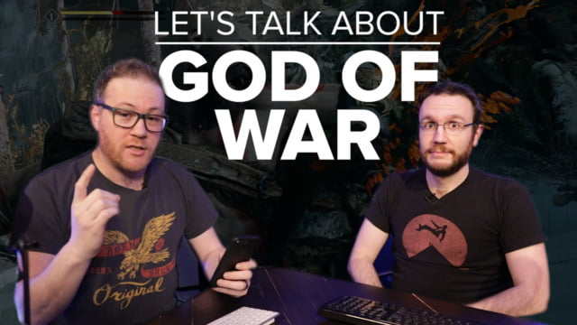 Quick Question with Jeff Bakalar: Ep. 08 – God of War
