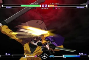 Quick Look: Under Night In-Birth Exe:Late[st]