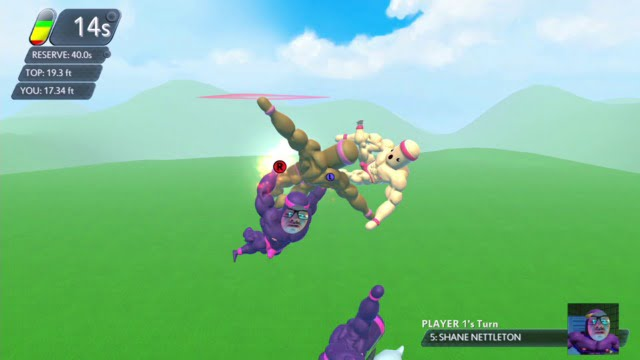 Quick Look: Mount Your Friends 3D: A Hard Man is Good to Climb