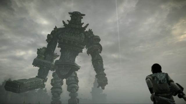 Quick Look: Shadow of the Colossus