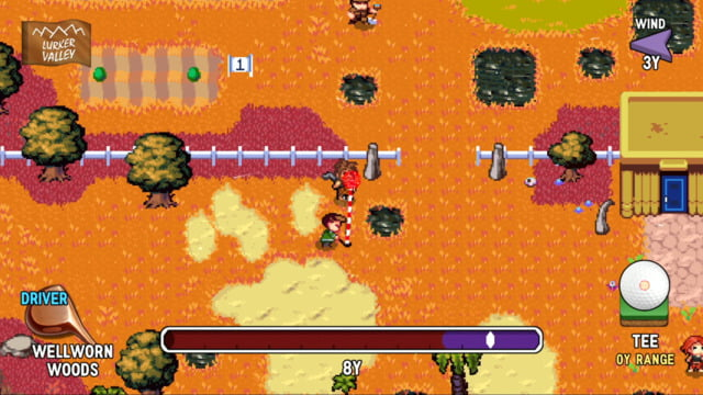 Quick Look: Golf Story
