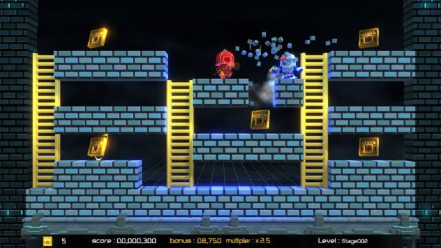 Quick Look: Lode Runner Legacy