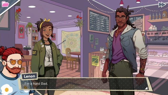 Quick Look: Dream Daddy: A Dad Dating Simulator