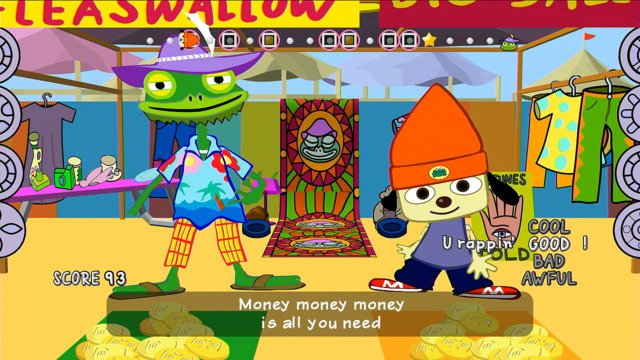 Quick Look: PaRappa the Rapper Remastered