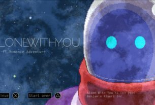 Quick Look: Alone with You