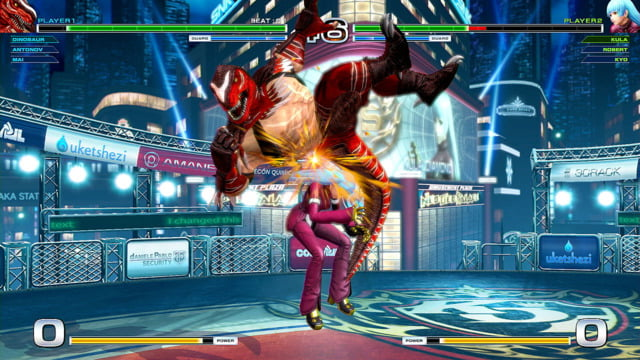 Quick Look: The King of Fighters XIV