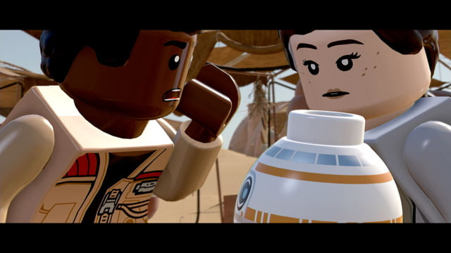 Quick Look: LEGO Star Wars: The Force Awakens