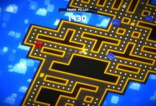 Quick Look: Pac-Man 256