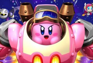 Quick Look: Kirby: Planet Robobot